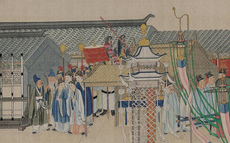 为什么在古代殡葬文化中,女人不可以参加下葬呢?
