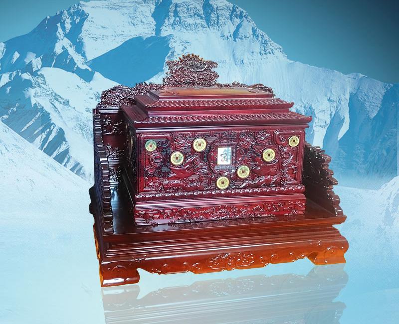黄檀木骨灰盒